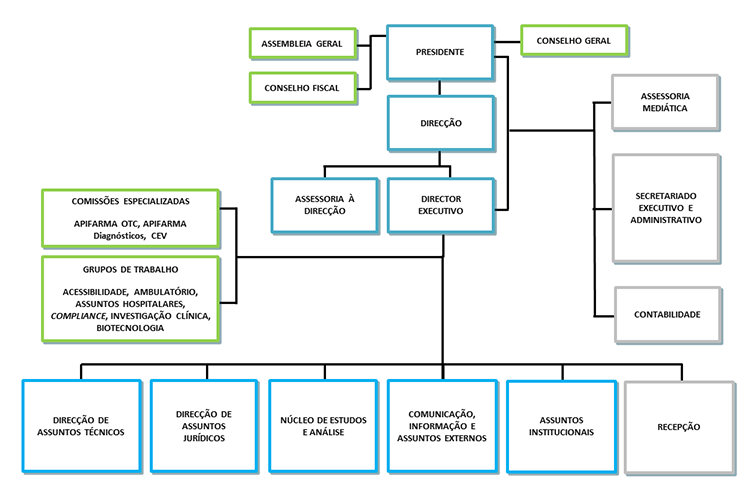 Organização Interna APIFARMA